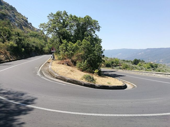 twist again! 🌀 Road Tree Mountain No People Day Curve Outdoors Nature Sky Twist Twisted