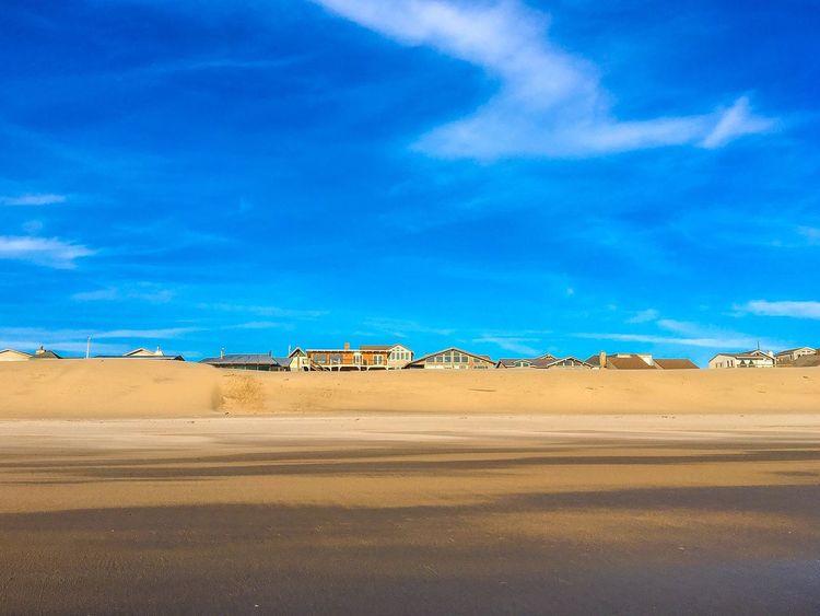 Beachfront   Houses Beach Beach Life Beach Front Vibrant Ocean Oregon Ocean Life Coastline Coastal Life EyeEmNewHere