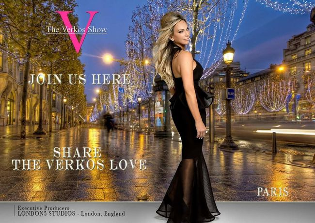PARIS are you READY to SHARE THE VERKOS LOVE...💞 LONDON5 STUDIOS......KEEP YOUR EYES ON US.......SHARE THE VERKOS LOVE...WE ARE UNIVERSAL... Anastasia Verkos #anastasiaverkos #theverkosshow #talkshowangel #televisionseries #london #England #america #usa #world #TVSeries #love #inspire #empower #motivation #inspirational #show #believe #faith #create #dreams #achieve #success #positivity #onelove #TV #fashion #fitness #beauty #Paris #entertainment Theverkosshow Anastasiaverkos Televisionseries London England Tvseries Inspire Empower Love Unity Show Talkshowangel Diversity Fashion Fitness Positivity Motivation Inspirational Hair Beauty Entrepreneur Entertainment OneLove City Young Women Illuminated Cityscape Full Length Arts Culture And Entertainment Beauty Sky