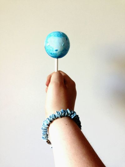Blue Lollipop World Candy Schweiz Eat The World Blue Planet Visual_world Art Hand Yummy Showcase June