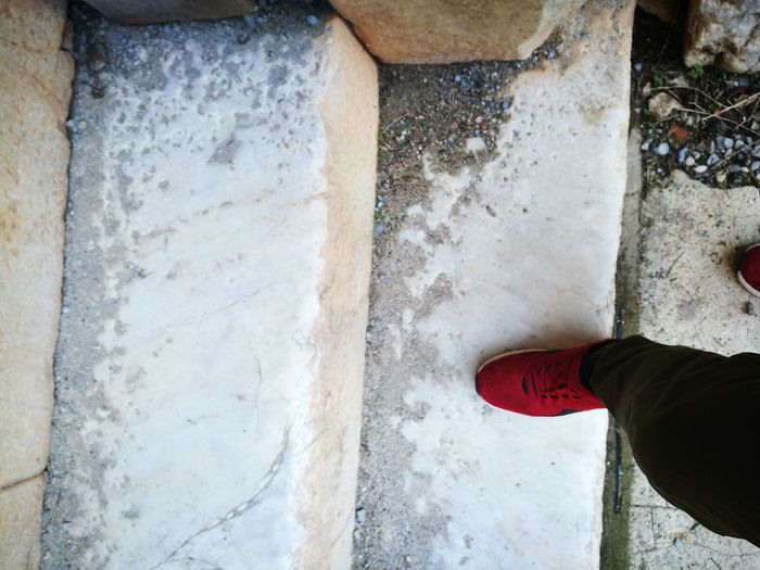 Ephesus - Turkey P9photography Civilizations Turkey Oldstairs Traveling Travel Photography People Red Day City Architecture Men