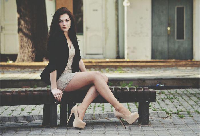 Girl Legs Beautiful Streetphotography