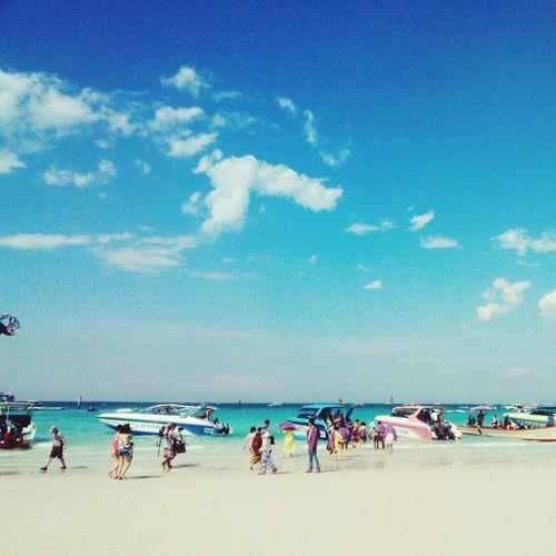 Beach Koh Larn