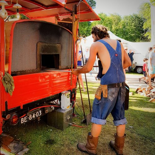 I liked the man, but I still don't like the pizza! One Person Day Outdoors Working Full Length Only Men Real People Standing Men Pizza Time Pizza Car Foodtruck Dordrecht Lepeltje Lepeltje Netherlands Festival Season Festival EyeEmNewHere Live For The Story
