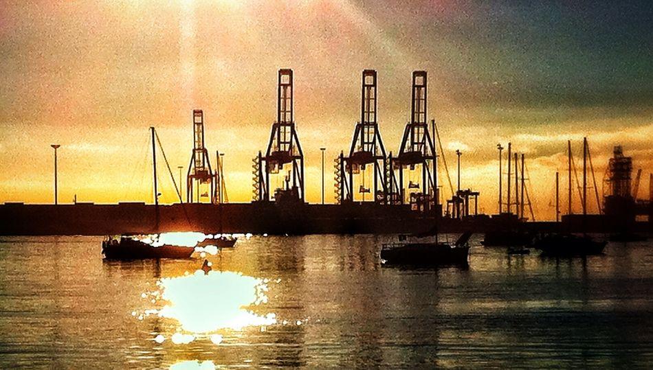 Las Palmas De Gran Canaria Shootermag SPAIN Sunset