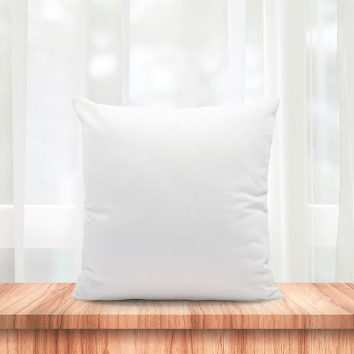 Blank pillows