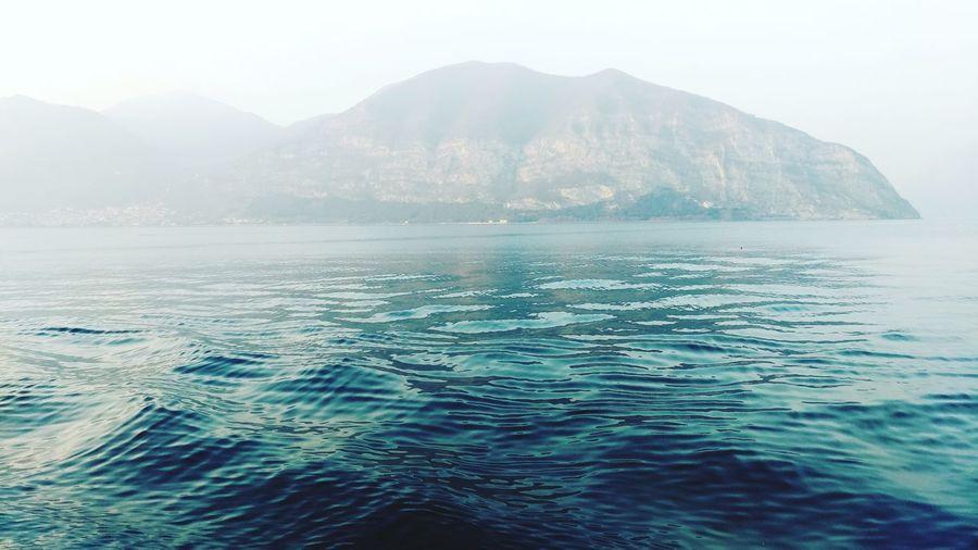 волны на воде