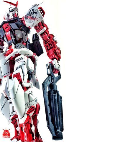 Something Gundam Gunpla AstrayRedFrame First Eyeem Photo