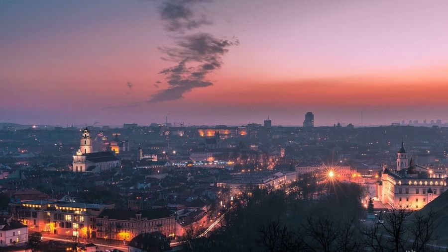 Lithuania Vilnius Memmories I Love This City! My Heart Sun Is Always Shining There My Hometown Lithuania I Miss You The City Light The City Light The Street Photographer - 2018 EyeEm Awards 10