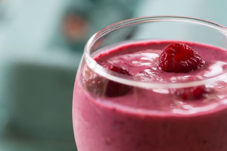 Breakfast Raspberry smoothie Berries Breakfast Close-up Day Drink Drinking Glass Focus On Foreground Food Food And Drink Freshness Healthy Breakfast Healthy Eating Healthy Food Healthy Lifestyle Indoors  No People Pink Color Raspberries Raspberry Raspberry Smoothie Red Refreshment Smoothie
