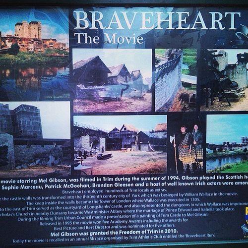 Cosedafare : -Visitare uno dei Castelli di Braveheart . Fatto :)