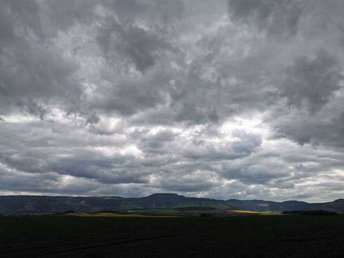 Mountain Dramatic Sky Sky Landscape Cloud - Sky Storm Cloud Cumulonimbus Meteorology Sky Only Cloudscape Cumulus Cloud