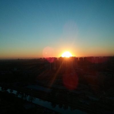 A Sunny day in winter.. Sunrise Goodmorning Beijing Surprise Instanice Instagood