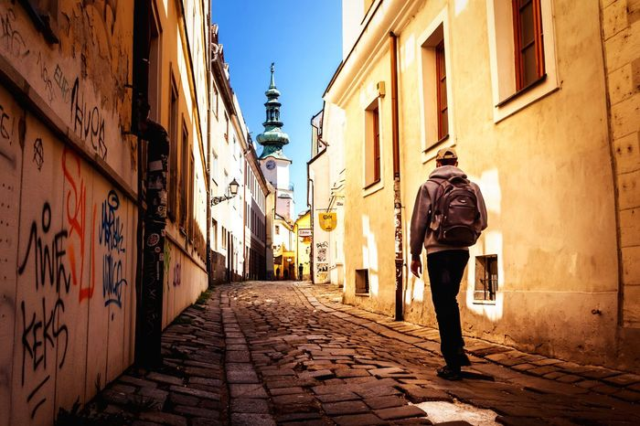 Open Edit Streetphotography Walking Around The City  Streets South Getting Inspired Old Town Bratislava, Slovakia