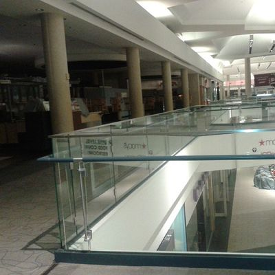 Man the mall is packed After the MOVIE Late