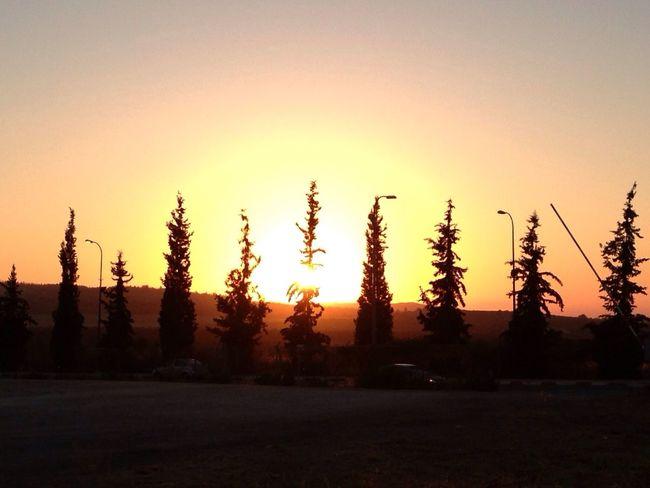 Amazing View Sunset