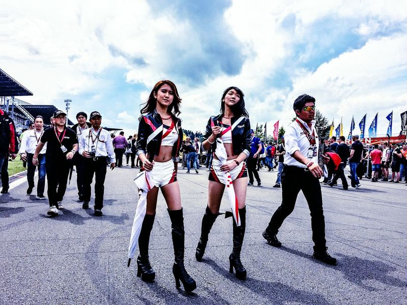 People Photography Nurburgring Nordschleife Babes Luder Race 24 Hours