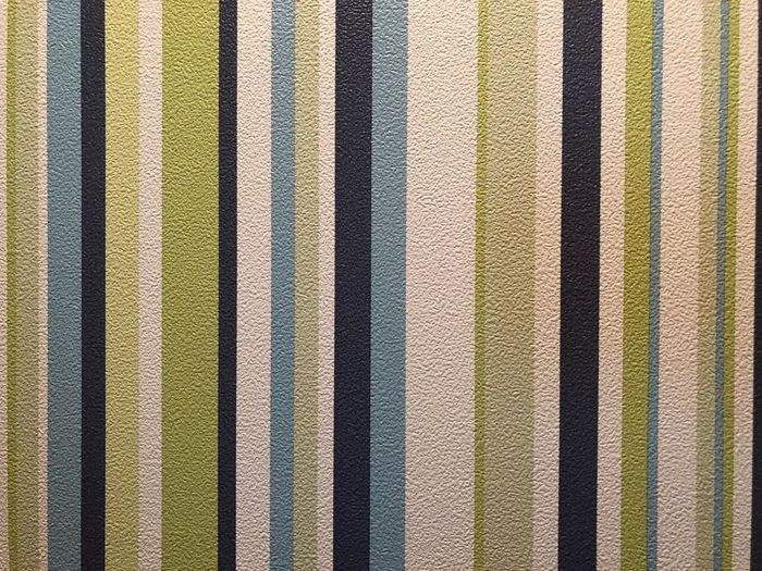 Wall Backgrounds Pattern Textile Striped Full Frame Close-up Textured