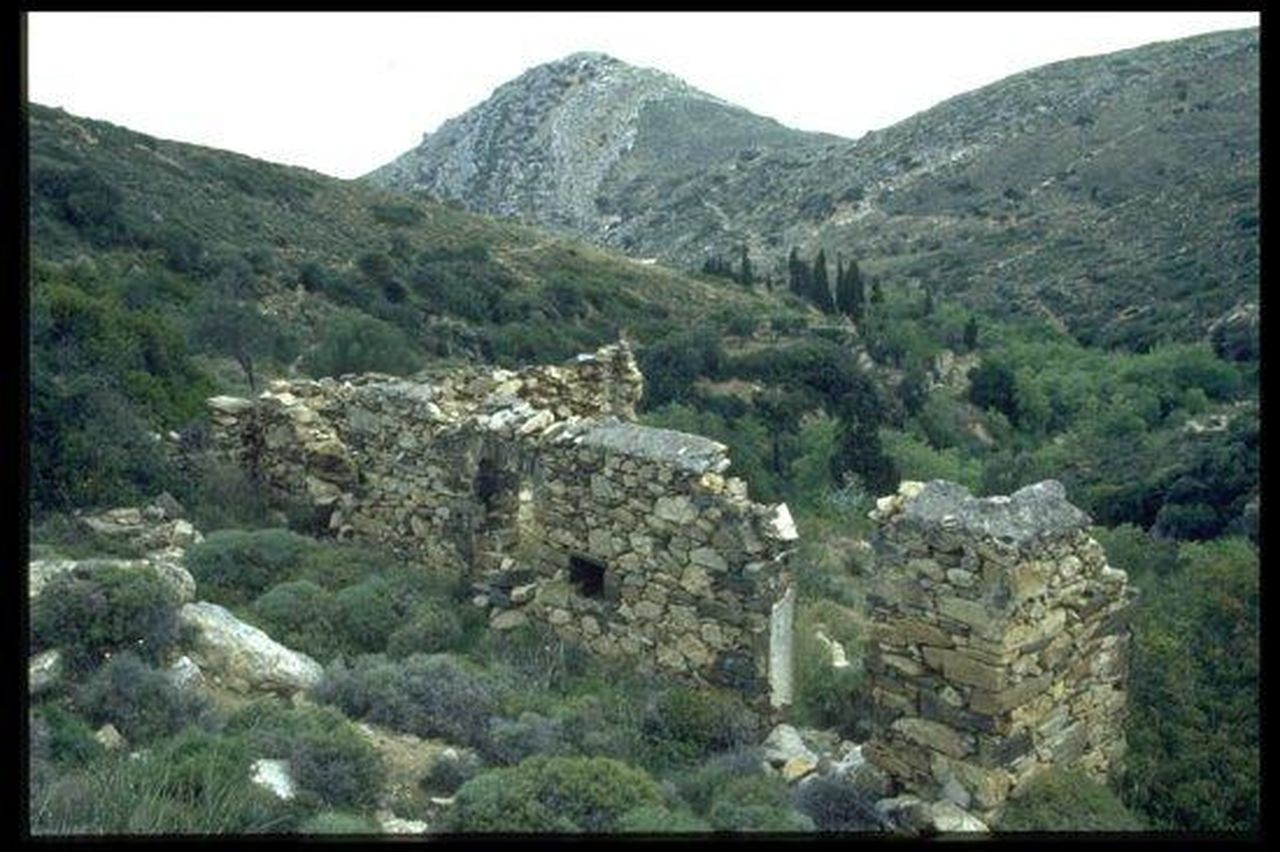 mountain, architecture, no people, day, history, built structure, ancient, old ruin, nature, outdoors, ancient civilization, tree