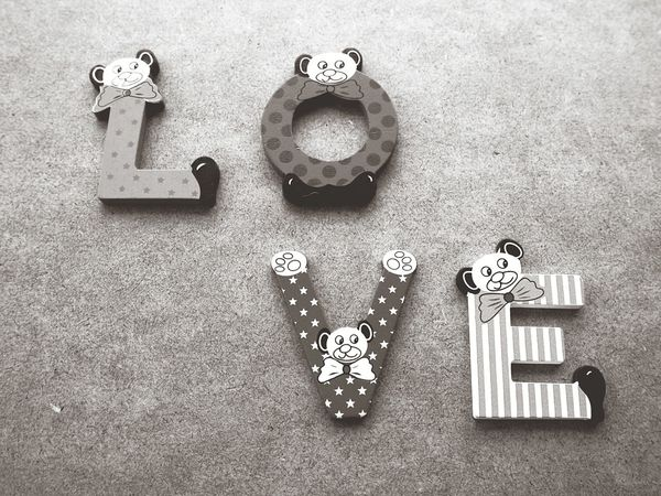 Close-up Love EyeEmNewHere Art Is Everywhere Wood Pieces Wood Toy Letters Directly Above Wood Letters The Word Love Word Love Word Art High Angle View Blackandwhite Photography Blackandwhite Monochrome Photography Imagination Creativity Be. Ready. Black And White Friday