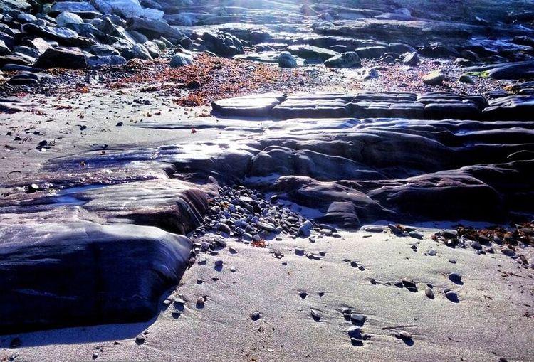 Boothbay Harbor Maine Rocky Coast Of Maine Rocks Sand