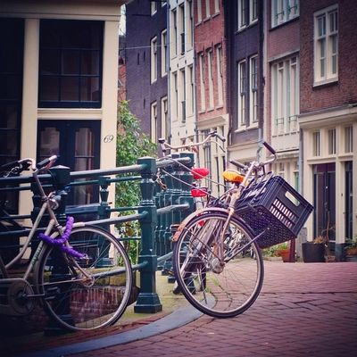 Hallo again, Amsterdam ? #bicycle #amsterdam Capture_today Mashpics From_city Amsterdam Pro_shooters Holland Bicycle Amsterdamthroughmycamera Gang_family Gf_daily Igersholland Allshots_ Ic_cities Gramoftheday Mokummagazine Insta_holland Igholland