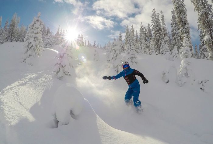 Ski Powder Freeride Gopro Goprooftheday Snowboarding Austria Filzmoos Picture Pictureoftheday