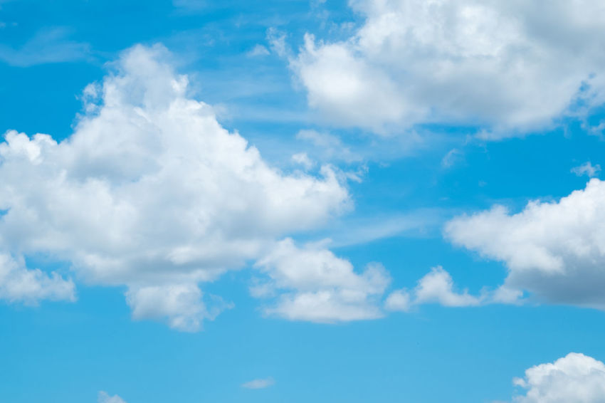 Backgrounds Beauty In Nature Blue Cloud - Sky Day Full Frame Low Angle View Nature No People Outdoors Scenics Sky Sky Only Tranquil Scene Tranquility