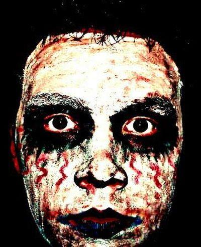 Skully Jack Halloween Face Dark Art