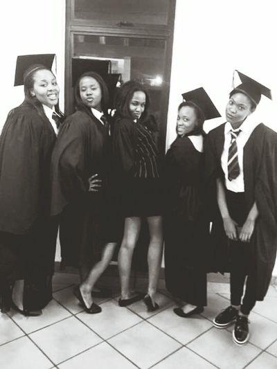 Graduation finally :)