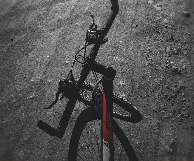 Shadow Bicycle