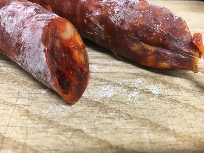 Spanish Food Chorizo Spanish Chorizo