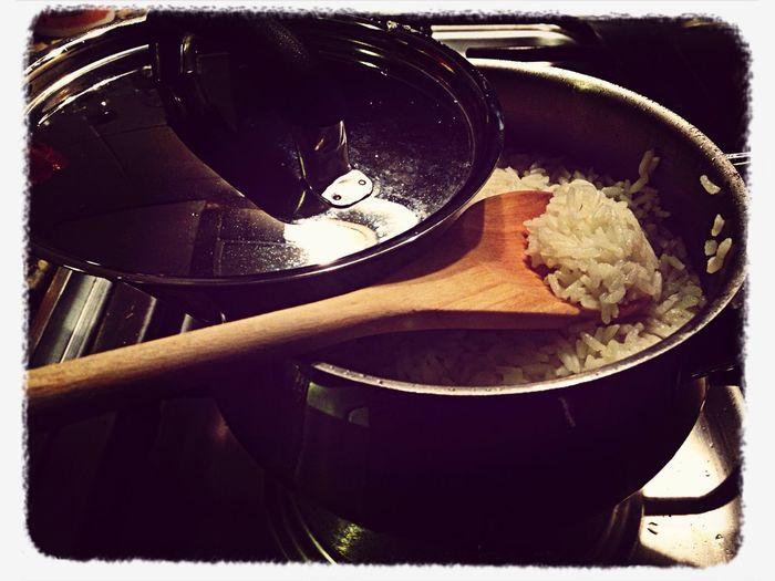 My fried rice! Hmmmm... Food Porn