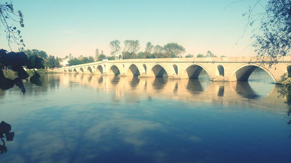 Meriç Bridge River