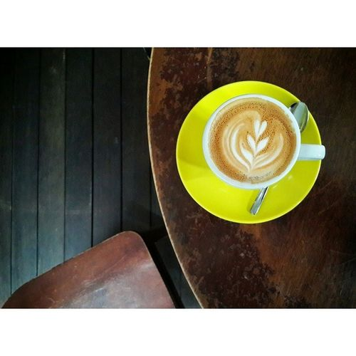 Cafe Latte ☕ Cewekkopi Anakmonopolesinggahketetangga Topmarkotop Hobikopi
