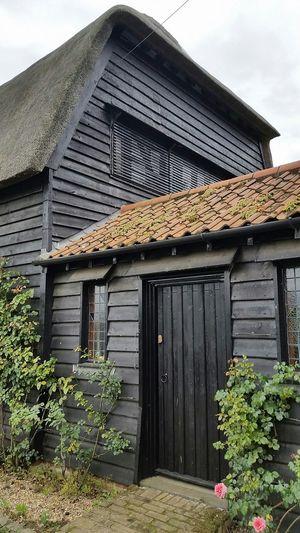 Flatfordmill Flatford Mill Windows Thatched Roof Timber Frame