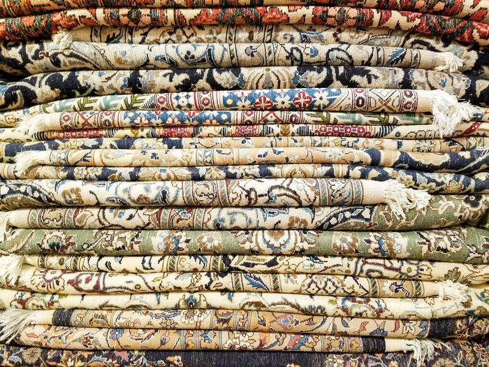 Artistic Exotic Stack Textured  Wall Arabic Backgrounds Carpet Clothes Decoration Design Fabric Floral Folded Graphic Design Oriental Oriental Rug Oriental Style Pattern Pile Rugs Swirls Tall - High