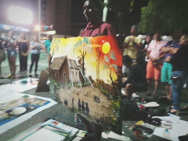 Night City EyeEm Selects Human Hand Art