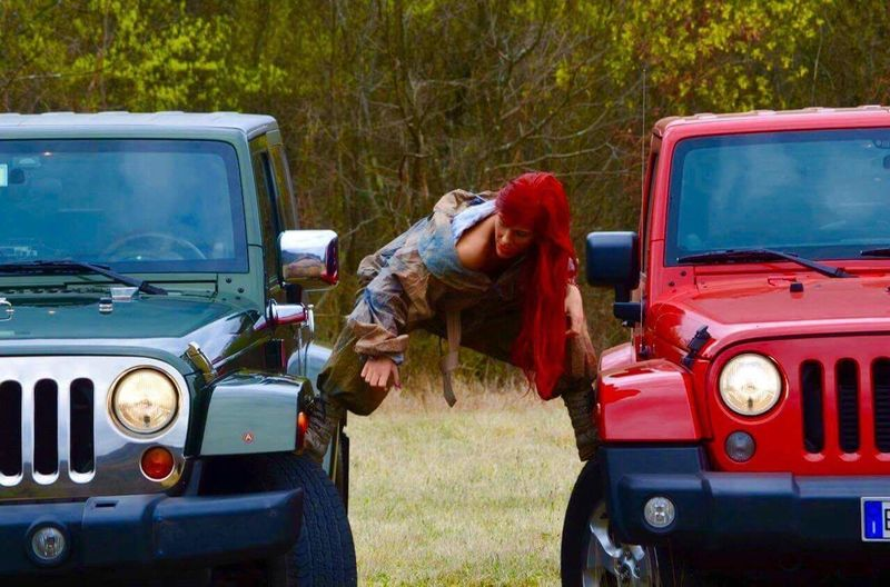 Jeep Jeep Wrangler  Jeep Life Jeeplife Jeepgirl Jeep #wrangler #pride #and #joy Jeep Life ❤ Jeep Tours Taking Photos Enjoying Life Relaxing Hi! Top Model Particulars Jeeplove Enjoying Life Cheese! Hello World Taking Photos