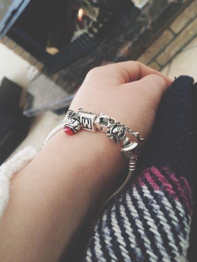 Amoremio Pandora Bracelet  Pandora Charms ❤️