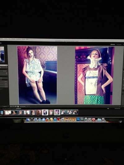 preview! Photoshop Fashion Photoshoot