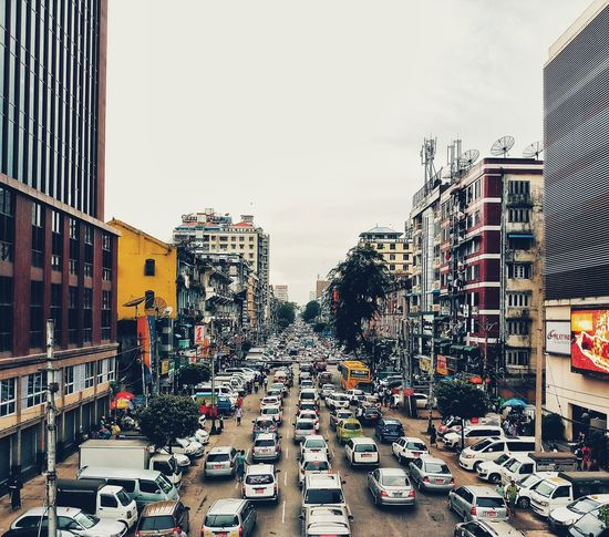 #Downtown yangon