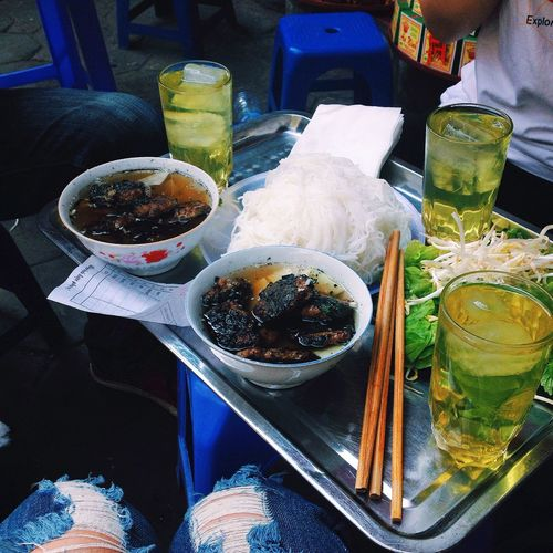 Bún chả ngon :)) Lozi Lozihanoi Hanoifood Foodporn