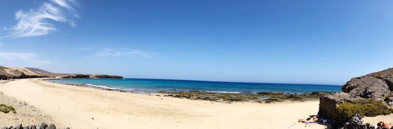 Photo taken in Playa Blanca, Spain