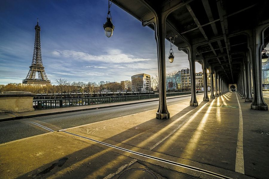 Paris Eiffel Tower Pont De Bir-hakeim Street Photography Travel Photography Landscape Sunrise_sunsets_aroundworld EyeEm Best Shots EyeEm Masterclass EyeEm Gallery Eyeem France