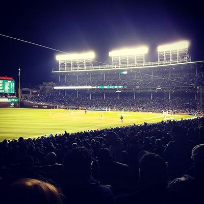 Wrigleyfield Cubs  Chicagocubs
