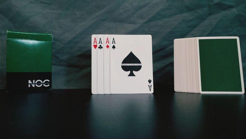 NOC playing cards Noc Magic
