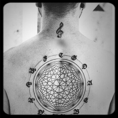 Tatto Tattos New Tatto
