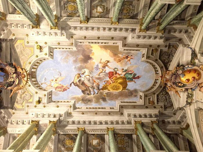 Perspective 🔳🔲 Fresco Heritagebeauty Palazzo Pitti