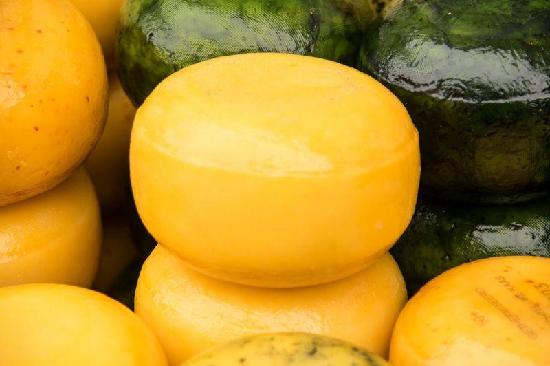 Zeeland  Niederlande Gouda Goudacheese Cheese! Middelburg Handwerk Paint The Town Yellow